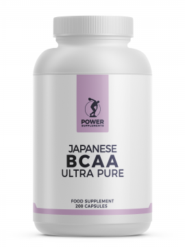 BCAAs Ultra Pure 200 Kapseln